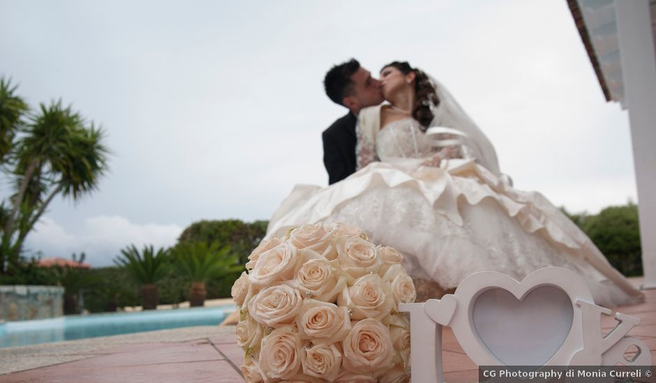 Il matrimonio di Giuliano e Valentina a Siniscola, Nuoro