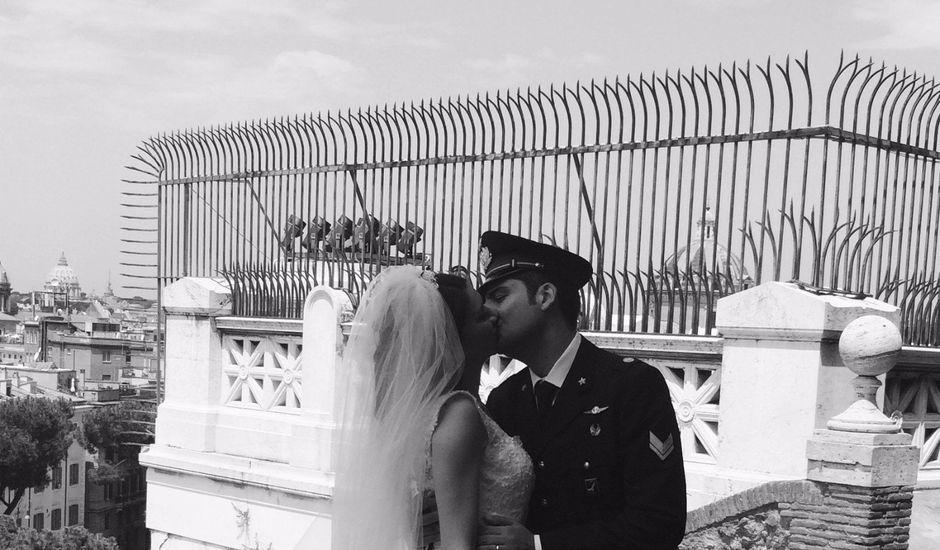 Il matrimonio di Michela e Simone a Roma, Roma