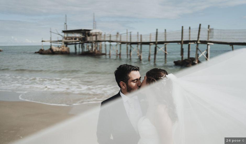 Il matrimonio di Marco e Ilaria a Fossacesia, Chieti