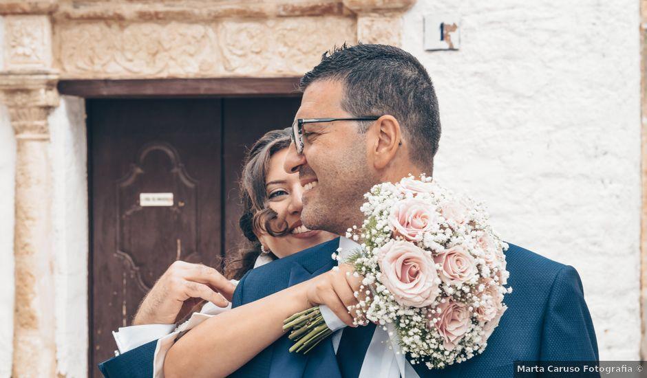 Il matrimonio di Nicoletta e Francesco a Pisticci, Matera