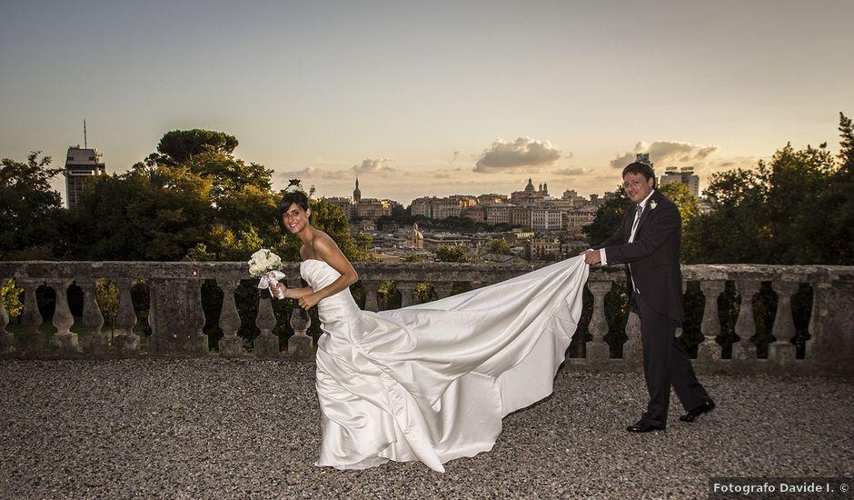Il matrimonio di Denis e Alessandra a Genova, Genova