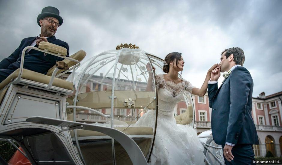 Il matrimonio di Giovanni e Lourena a Brescia, Brescia