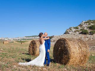 Le nozze di Francesca e Rosolino