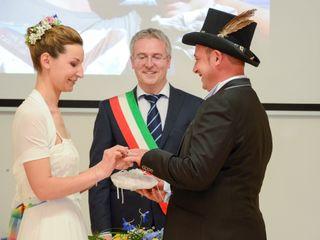 Le nozze di Simona e Fausto 1