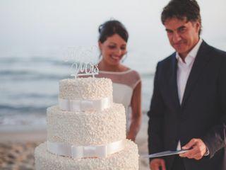 Le nozze di Paola e Daniele