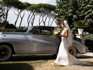 Le nozze di Sabina e Claudio 1