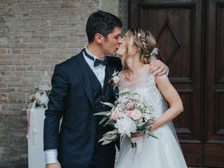 Le nozze di Marilisa e Alberto