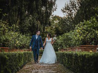 Le nozze di Giulia e Antoine
