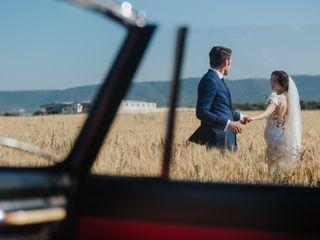 Le nozze di Virna e Lauri