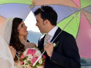 Le nozze di Irene e Luciano