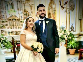 Le nozze di Roberto Giovanni e Melissa  1