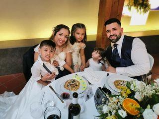 Le nozze di Roberto Giovanni e Melissa