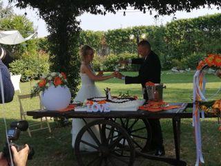 Le nozze di Giacomo e Letizia