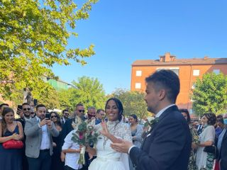 Le nozze di Francesco e Rosangela 2