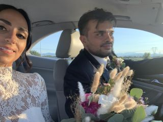 Le nozze di Francesco e Rosangela