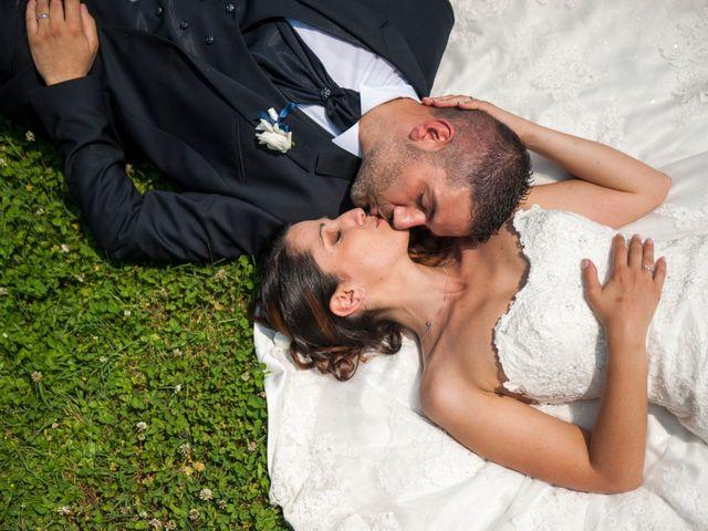 le nozze di Miriam e Christian