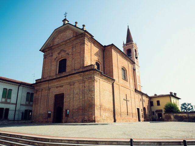 Il matrimonio di Paolo e Caterina a Credera Rubbiano, Cremona 2
