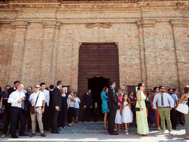 Il matrimonio di Paolo e Caterina a Credera Rubbiano, Cremona 3