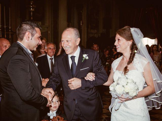 Il matrimonio di Paolo e Caterina a Credera Rubbiano, Cremona 8