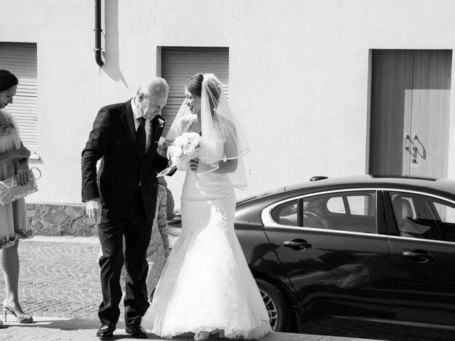 Il matrimonio di Paolo e Caterina a Credera Rubbiano, Cremona 9