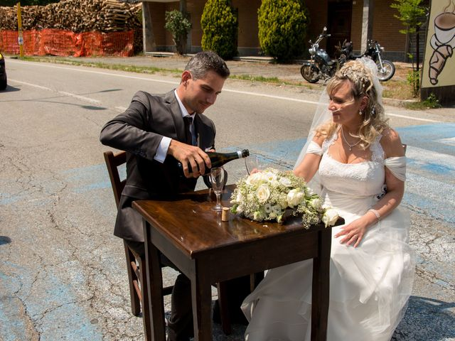 Le nozze di Miriam e Diego
