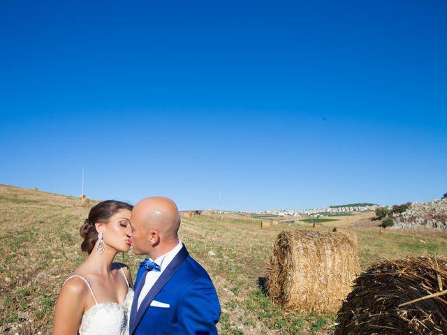 Il matrimonio di Rosolino e Francesca a Roccamena, Palermo 6