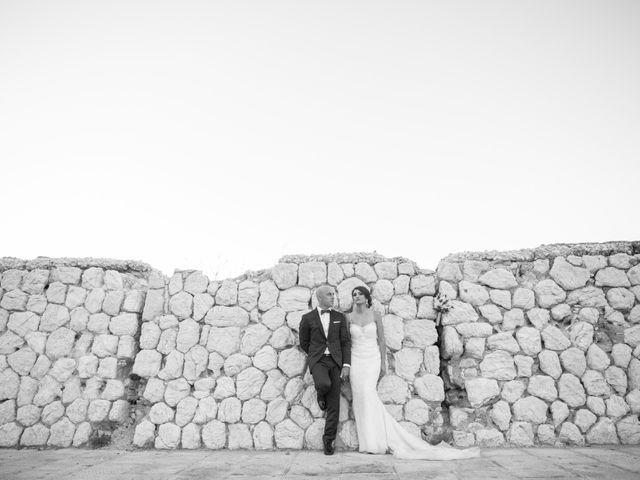 Il matrimonio di Rosolino e Francesca a Roccamena, Palermo 7