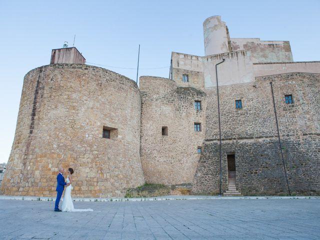 Il matrimonio di Rosolino e Francesca a Roccamena, Palermo 9