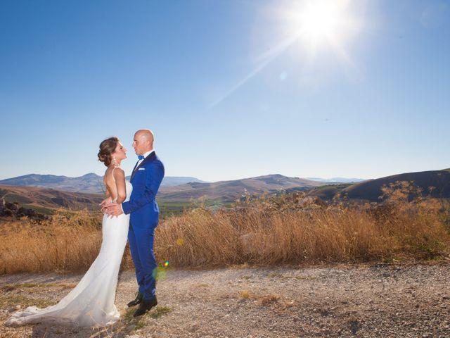 Il matrimonio di Rosolino e Francesca a Roccamena, Palermo 11