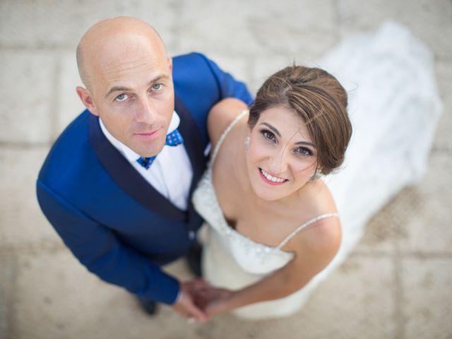 Il matrimonio di Rosolino e Francesca a Roccamena, Palermo 13