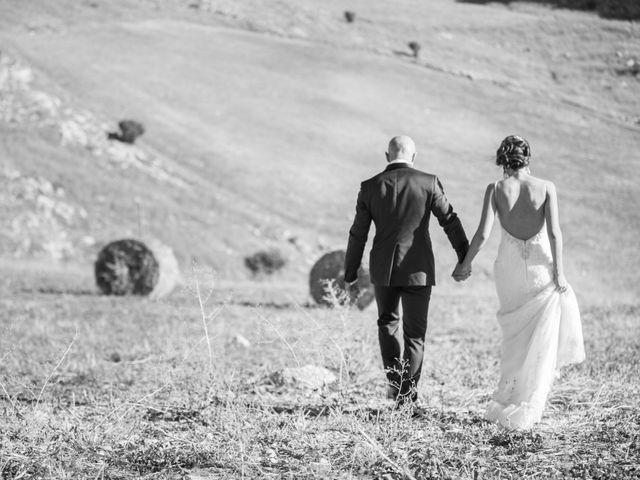 Il matrimonio di Rosolino e Francesca a Roccamena, Palermo 1