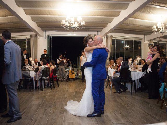 Il matrimonio di Rosolino e Francesca a Roccamena, Palermo 21