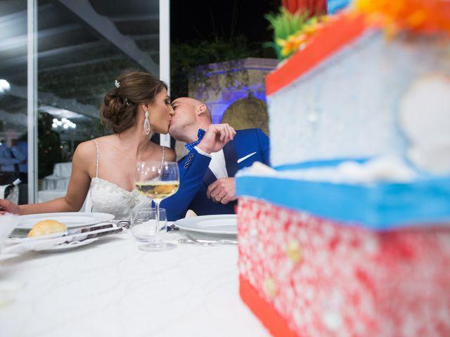 Il matrimonio di Rosolino e Francesca a Roccamena, Palermo 22