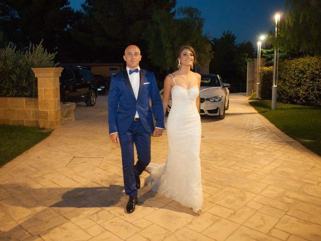 Il matrimonio di Rosolino e Francesca a Roccamena, Palermo 19