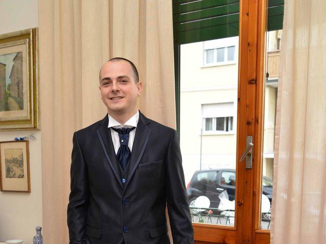 Il matrimonio di Emanuele e Elisa a Massa e Cozzile, Pistoia 4