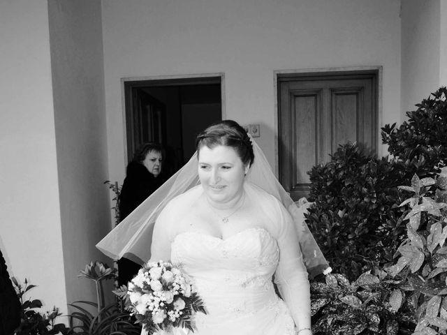 Il matrimonio di Emanuele e Elisa a Massa e Cozzile, Pistoia 33