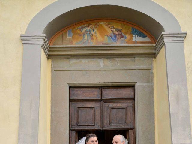 Il matrimonio di Emanuele e Elisa a Massa e Cozzile, Pistoia 36