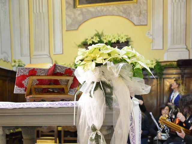 Il matrimonio di Emanuele e Elisa a Massa e Cozzile, Pistoia 42