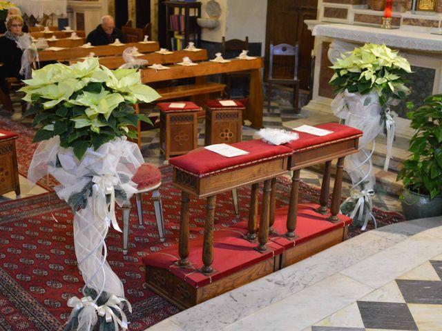 Il matrimonio di Emanuele e Elisa a Massa e Cozzile, Pistoia 46