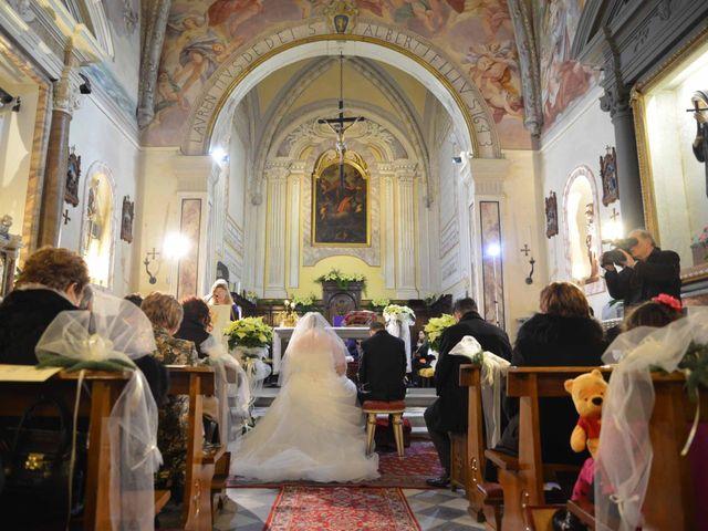 Il matrimonio di Emanuele e Elisa a Massa e Cozzile, Pistoia 48