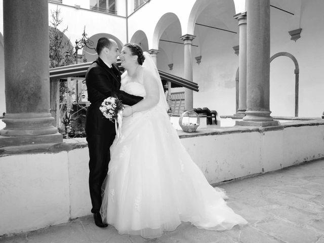 Il matrimonio di Emanuele e Elisa a Massa e Cozzile, Pistoia 55
