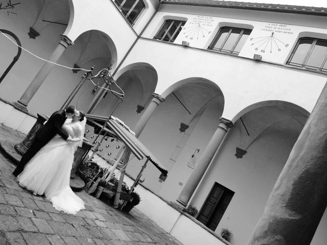 Il matrimonio di Emanuele e Elisa a Massa e Cozzile, Pistoia 59