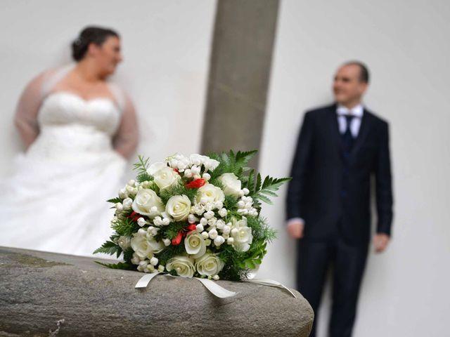 Il matrimonio di Emanuele e Elisa a Massa e Cozzile, Pistoia 60