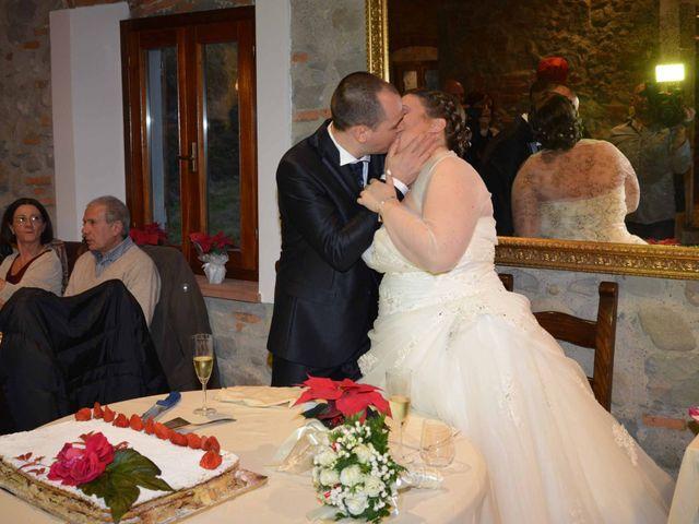 Il matrimonio di Emanuele e Elisa a Massa e Cozzile, Pistoia 77