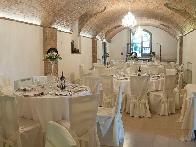 Il matrimonio di Alberto e Fiorenza a Viverone, Biella 7