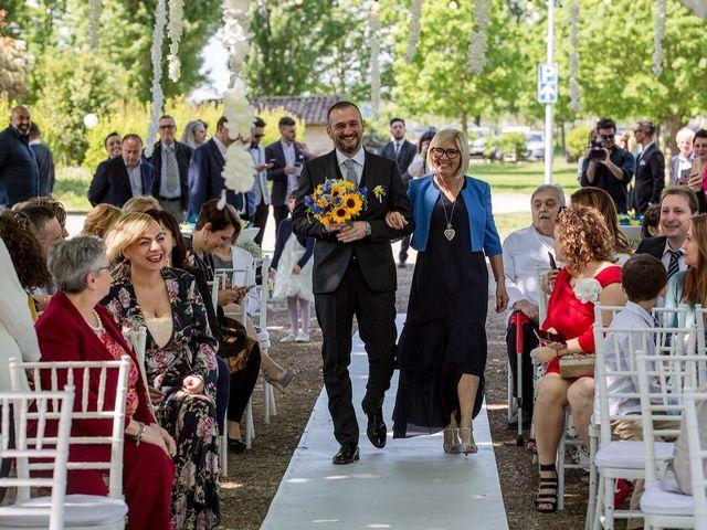 Il matrimonio di Stefano e Daniela a Modena, Modena 33