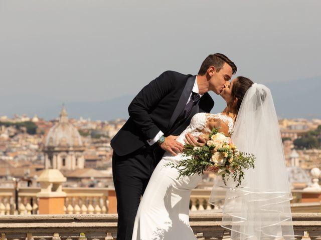 Le nozze di Sabina e Claudio