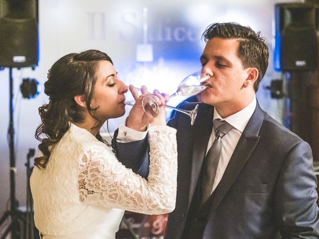 Il matrimonio di Marco e Barbara a Trino, Vercelli 75