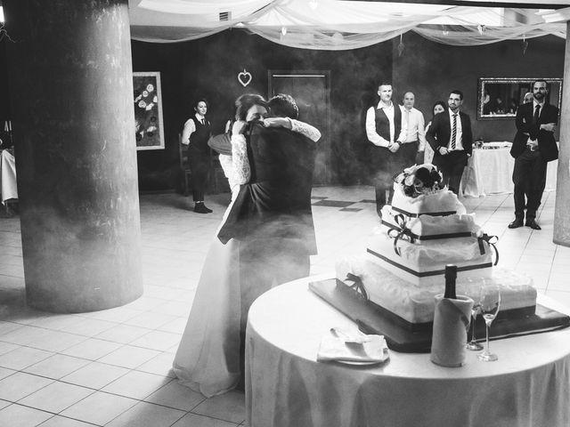 Il matrimonio di Marco e Barbara a Trino, Vercelli 76