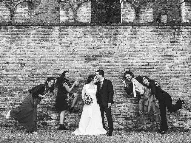Il matrimonio di Marco e Barbara a Trino, Vercelli 54